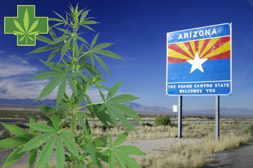 Arizona has become the 13th state to legalize Cannabis